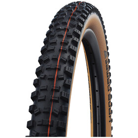 "SCHWALBE Hans Dampf Super Trail Evolution Folding Tyre 29x2.35"" TLE E-25 Addix Soft, zwart/beige"